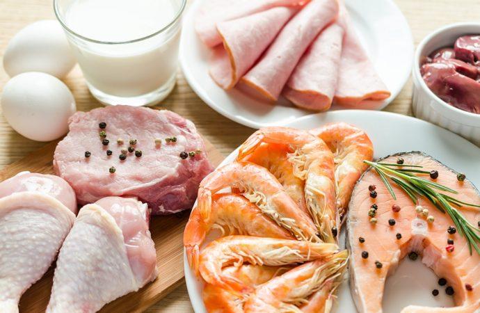 Odżywki białkowe