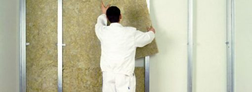 Wyciszenie ścian, stropów