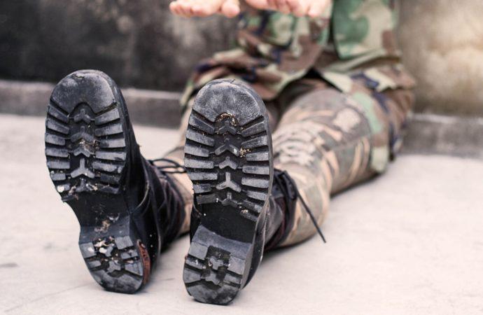 Odzież militarna — wojskowy ubiór dla każdego!